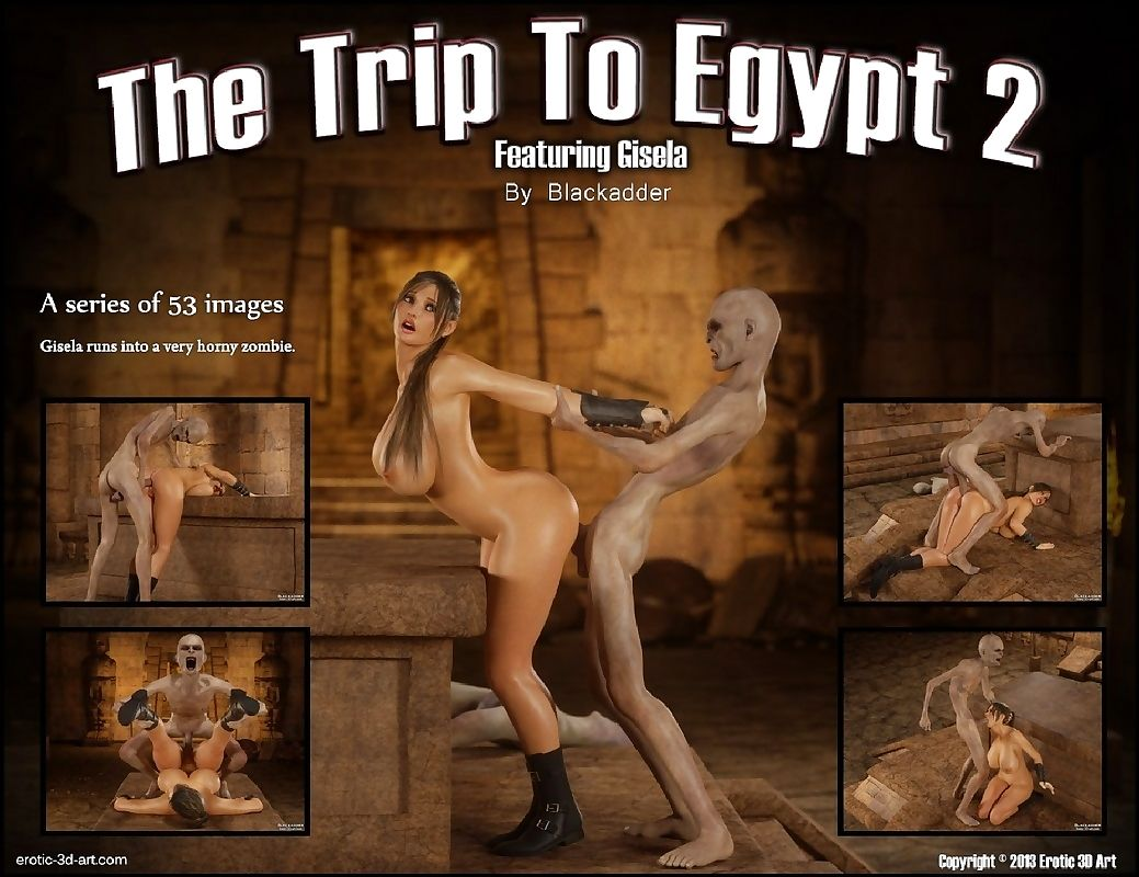 Whirl all round Egypt 2- Blackadder