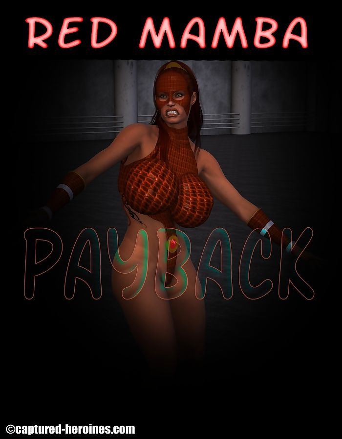 Captured Heroines- In flames Mamba – Payback