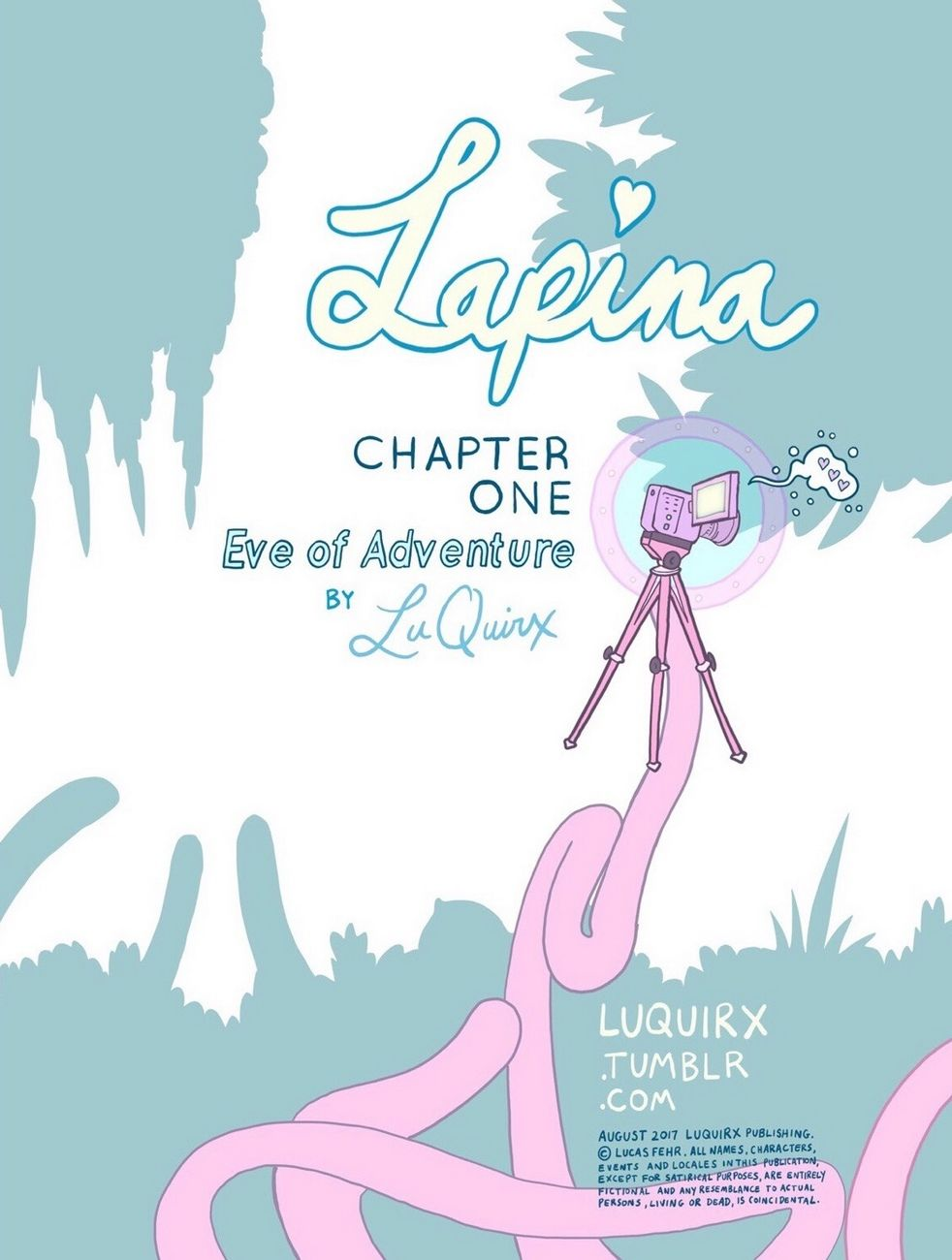 Lapina 1 - Night before Be useful to Episode