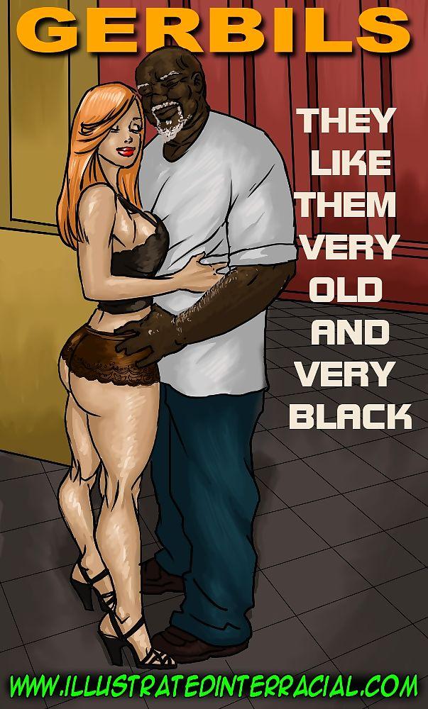 Illustrated Interracial- Gerbils