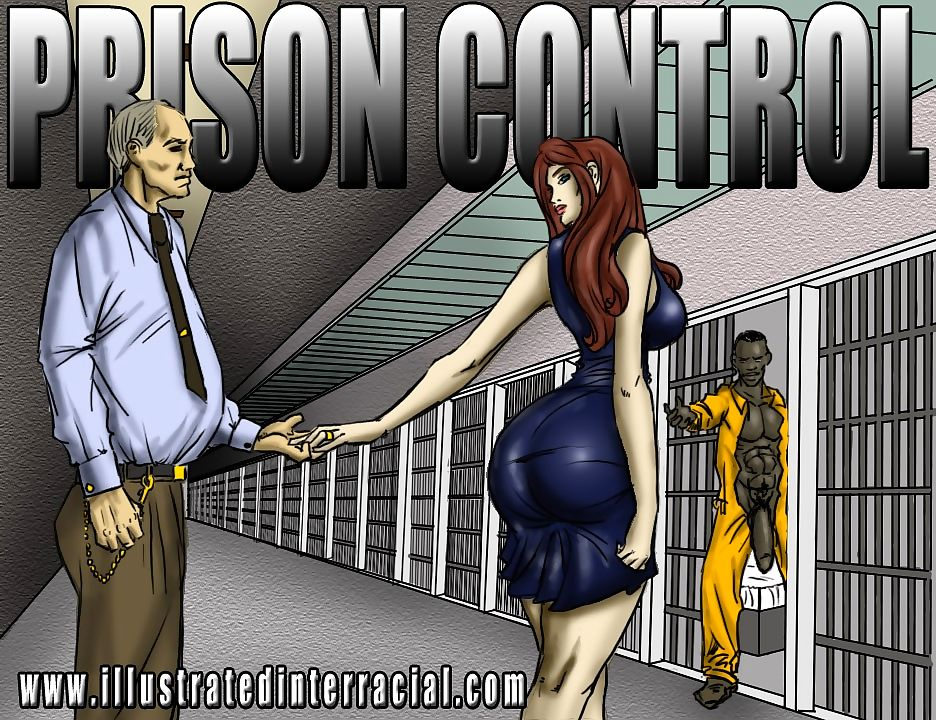 Dungeon Control- illustrated interracial