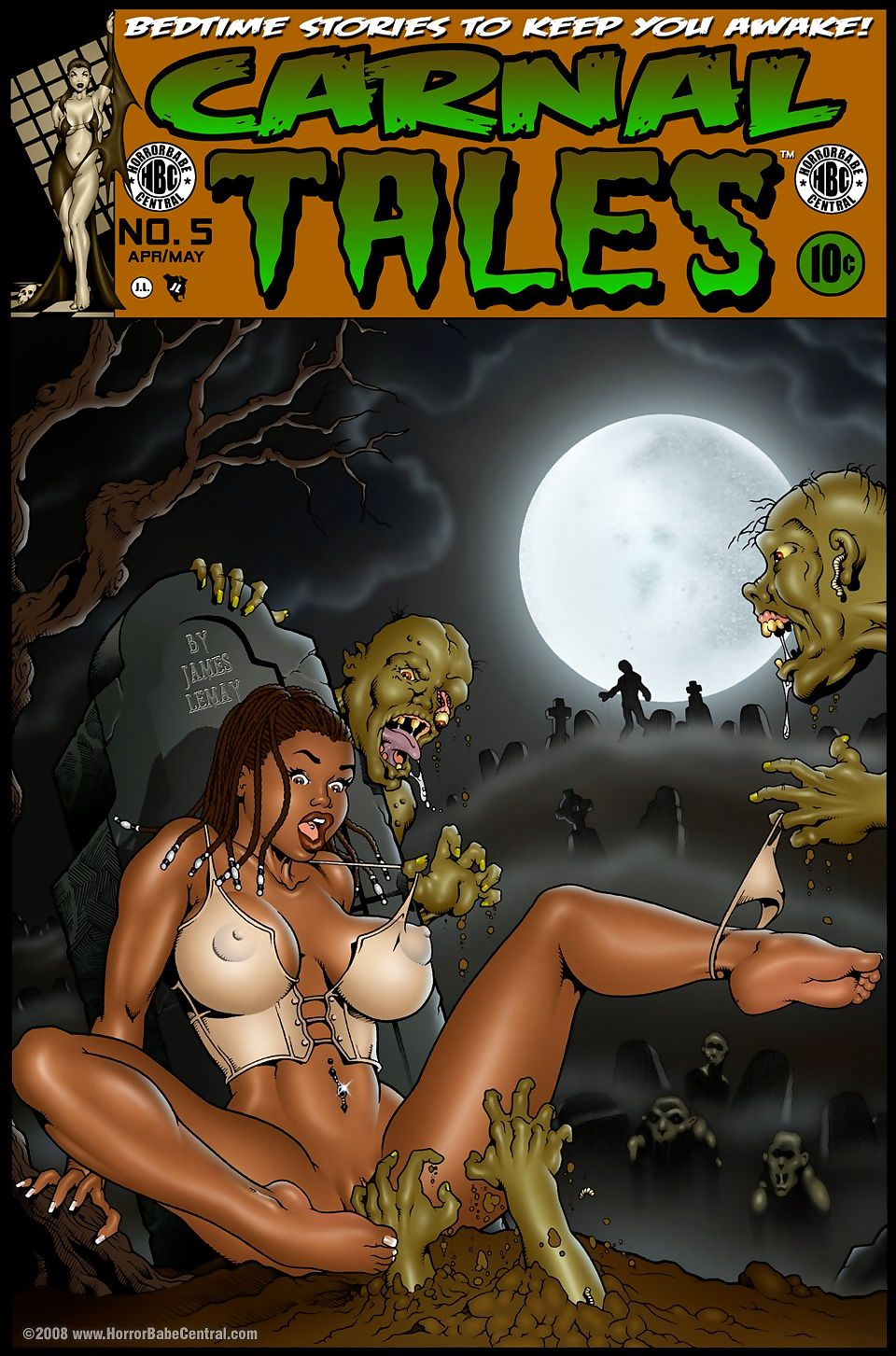 James Lemay- Animalistic Tales 5-6