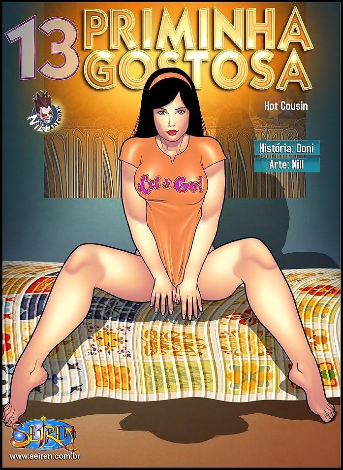 Priminha Gostosa 13- Hot Cousin 2
