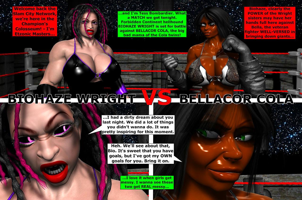 dr. edgar slam- Subhuman Prosopography – Cissified Wrestling
