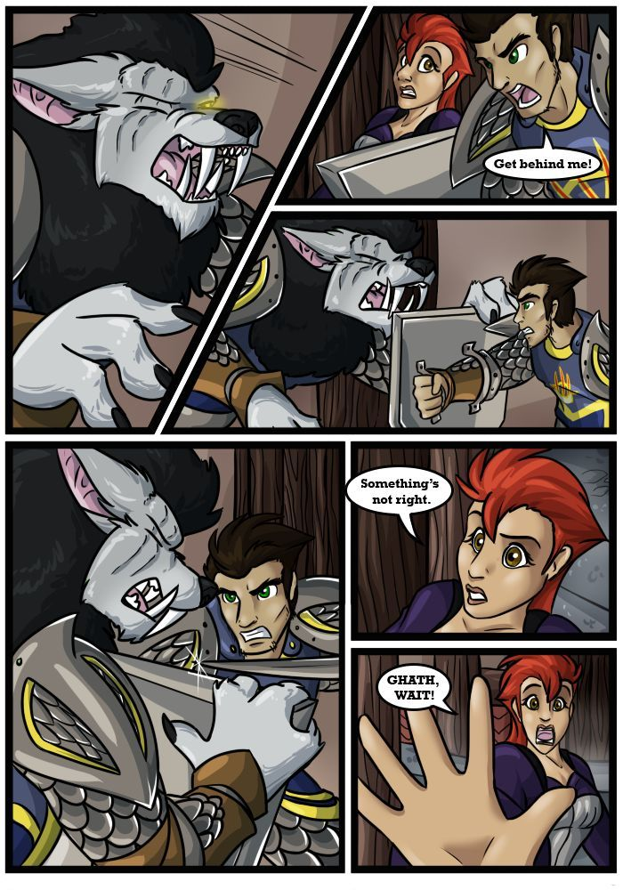 Druids - loyalty 15