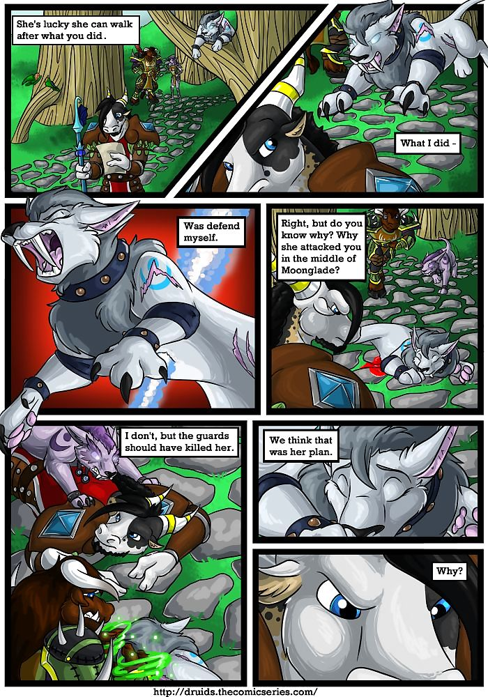 Druids - attaching 3