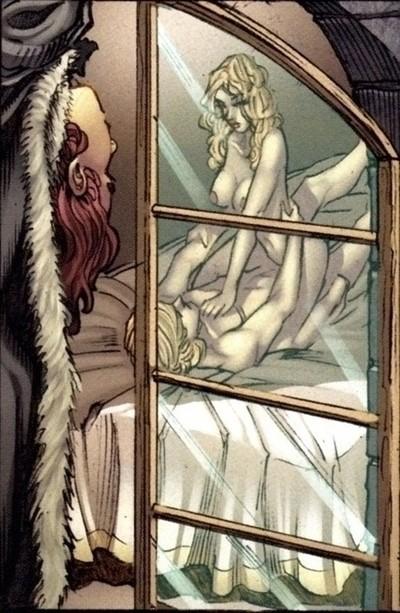 Cersei lannister comics porn