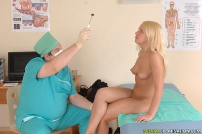 Fairy gal obtains medical interrogation