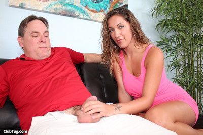 Stupendous youthful kandie st andrews prostate milking her uncle joes snake