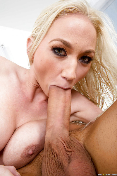 Chinese queen Madison Scott has her biggest breasts teased and dose facefucking