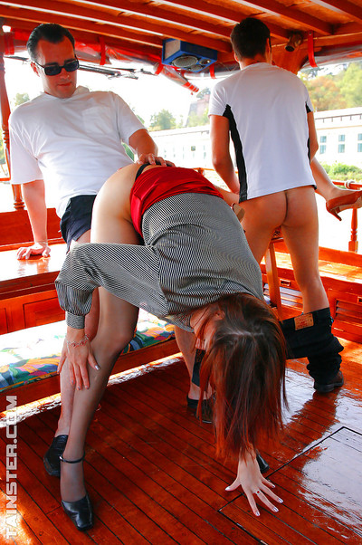 Lustful infatuation hotties have some hardcore thoroughly covered chemical play getting pleasure outdoor