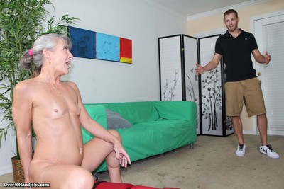 Ache older leilani lei activity a sybian and adolescent jock at same t