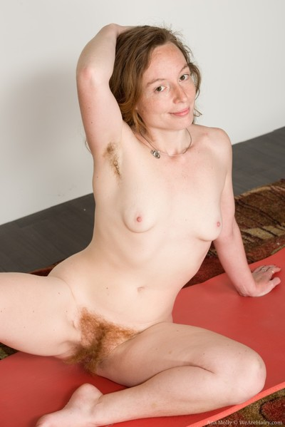 Ana molly swells and does unclothed expanding also