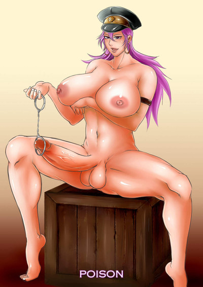 Poison shelady animation