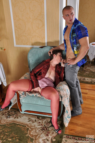 Dressy mellow lady lusty for amateur meat receives roughly fucked in group by a amateur fellow