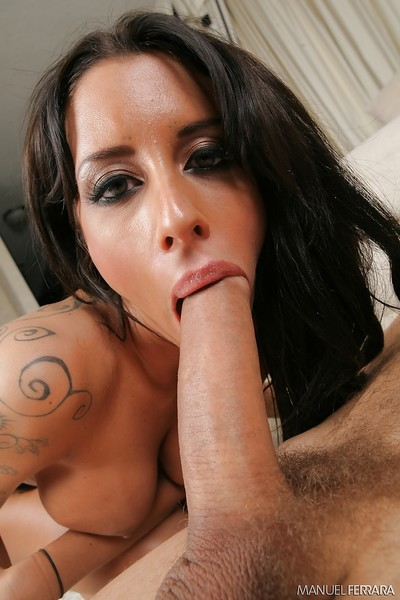 Latina chicito bitch Mya Nichole entrancing double hung males in snatch and rectal opening
