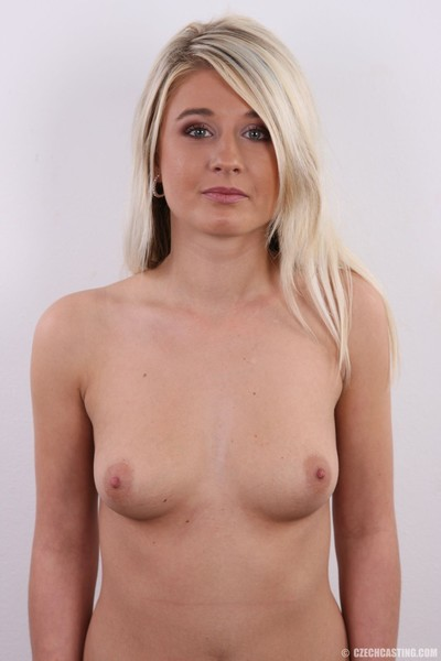 Stunning blond queen location unclothed