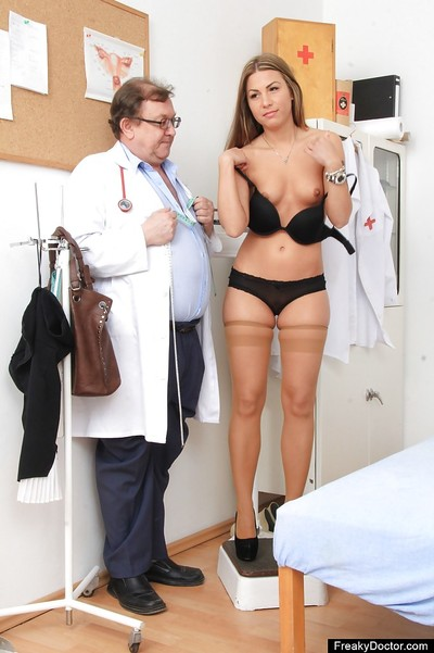 Oldman that into fixation ploughs as a doctor and checks exposed Patricia