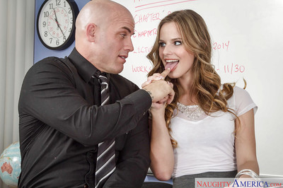 Extreme secretary Jillian Janson is hammering with her hardcore boss
