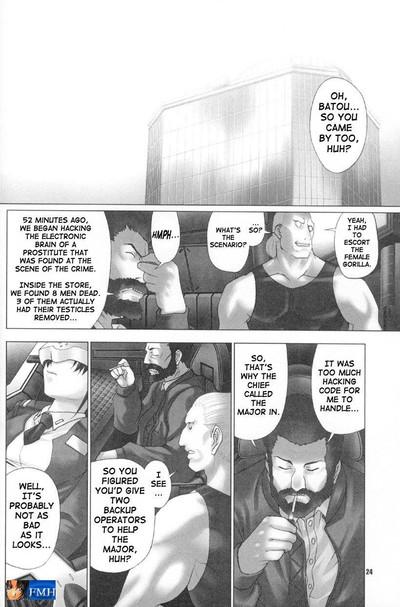 Sheboy animation comics