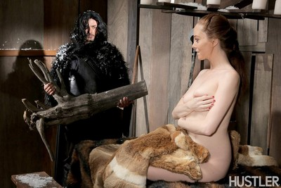 Scarlett fay and ryan driller in this aint game of thrones xxx