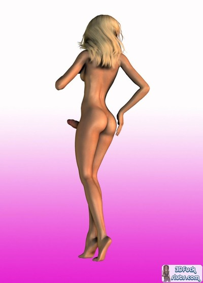 3d animated film dickgirl undressed