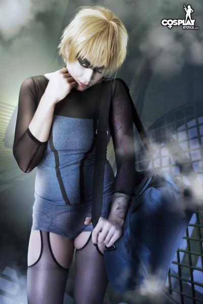 Bladerunner cosplay