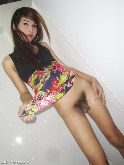 Juvenile Chinese transsexual exgirlfriend