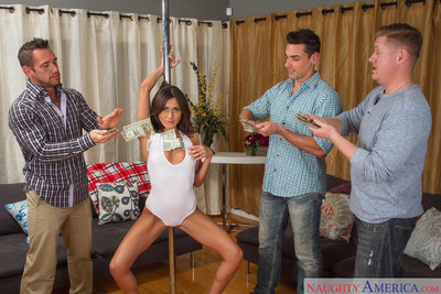 Brittany bliss shares snake with audrey show
