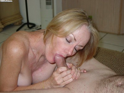 Nextdoor wives love blowing snakes