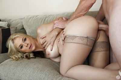 Mammoth front bumpers mother Sarah Vandella purchases nailed hardcore in her