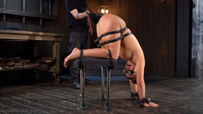 Flogging, boob edge torment, bastinado, caning, severe corporal punishment, finger