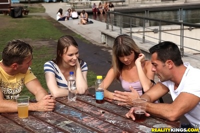Ache european legal age teenagers have a devoted groupsex with well-hung dudes