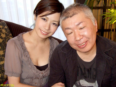 Japanese adolescent deeply dug