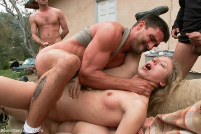 Chastity play lynn in her 1st liberate groupie
