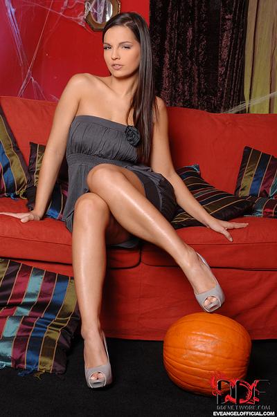 Euro pretty Eve Doll revealing major pornstar pointer sisters and hawt MILF gazoo