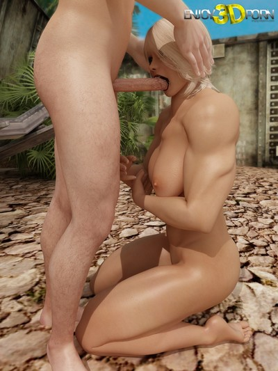 Chunky blond chicito sucks and has intercourse an natural fellow