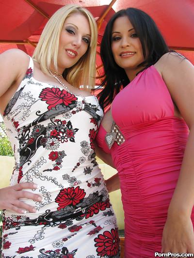 MILF hottie with massive hooters Sophia Lomeli obtains a surprise bukkake