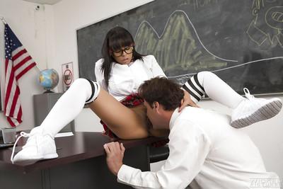 Lalin girl pornstar Luna Star bares gigantic titties at the same time as winning hardcore love making act in socks