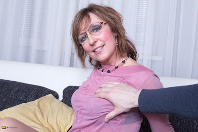 This nasty placid lady purchases it in pov style