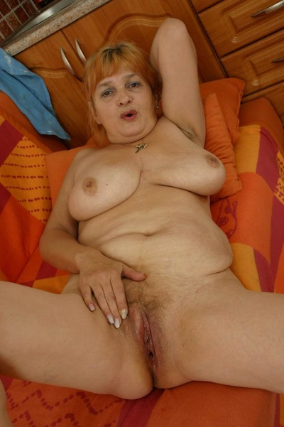 Czech young grown up licking her giant tits