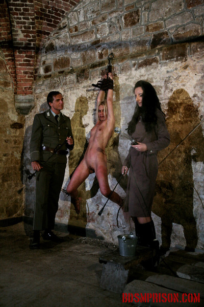 Mirela was arrested for being a spy and imprisoned her punishmen