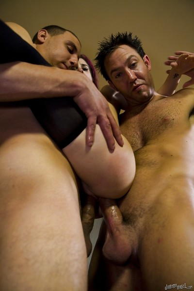 Joanna Lass last of all acquires pounded intense by several dudes