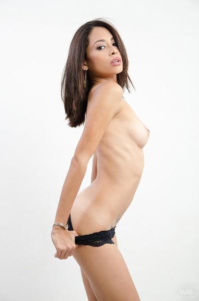 Super clammy latin beginner striptease