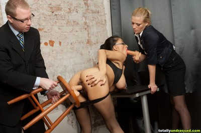 Green office fucking bottom for their lusty boss