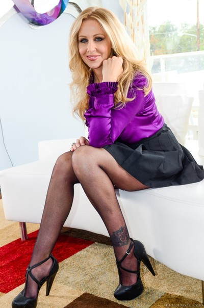 Julia ann is  milf