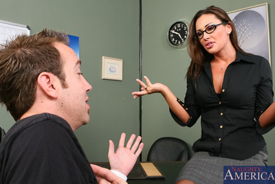 Professor Sky Taylor takes her technology sort smoking seriously, so when her student Will is astonishingly around making raunchy excel sheets of stripped ladies, this babe threatens to upset him. But these photos are of you, Professor, cuz u make myself