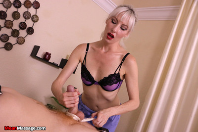 Jane masturbating and teasing gigantic schlong but this girl ruined its agonorgasmos