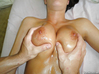 Kourtney Kane enjoys her breast massaged and her love-cage penetrated