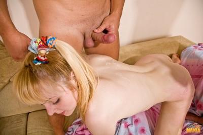 Fairy youthful lollipop enjoyable dualistic massive ramrods
